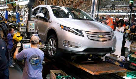 Chevrolet Volt versus ley de oferta y demanda
