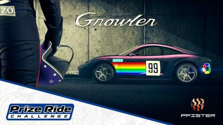 GTA Online: cómo conseguir gratis el coche Pfister Growler