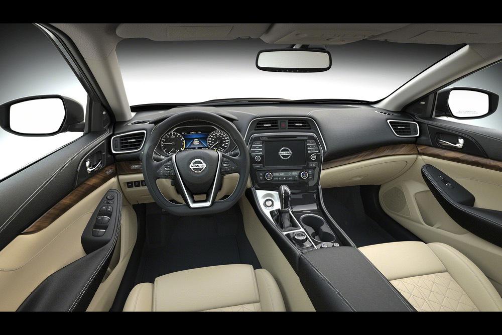 Nissan Maxima 2016 53 61