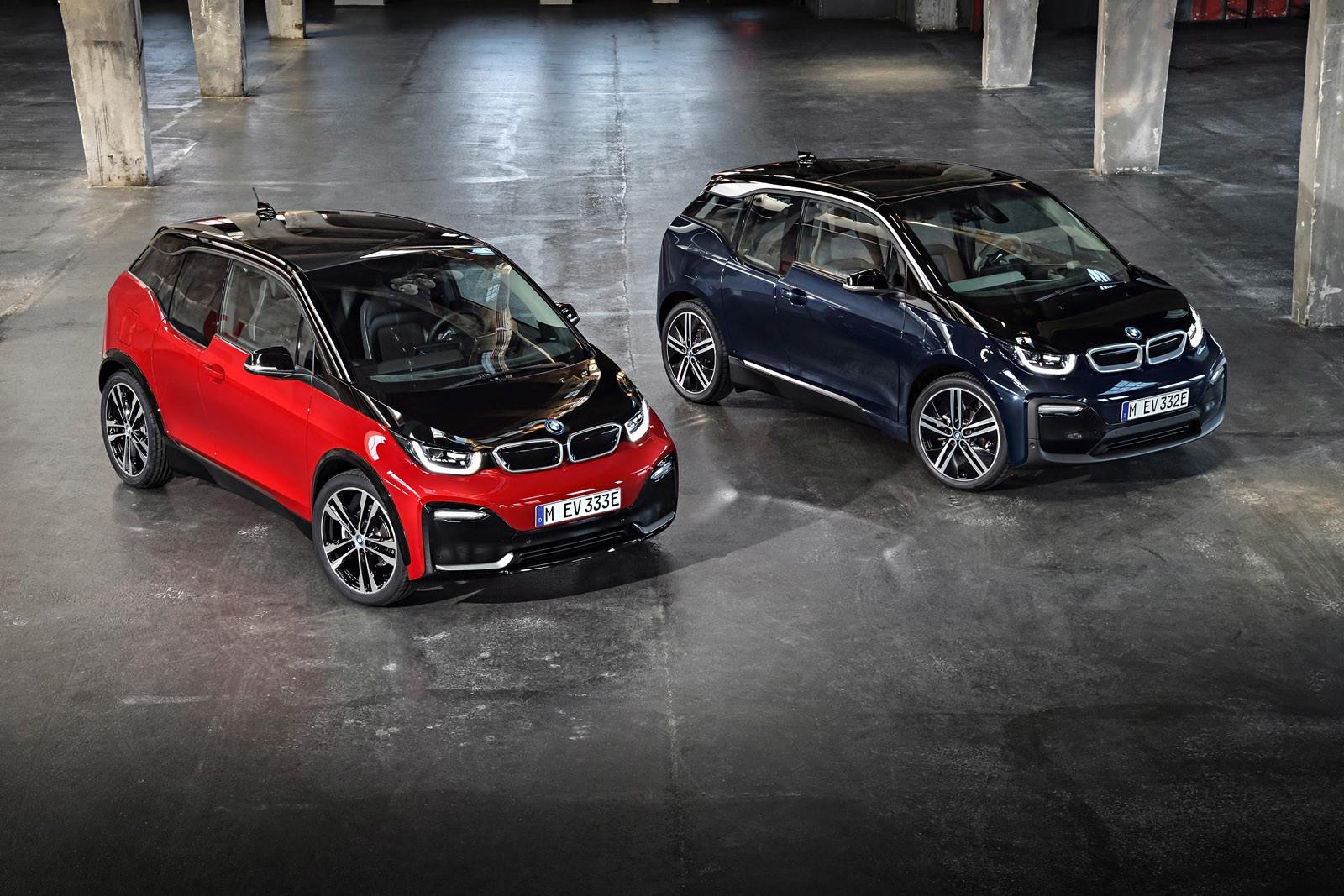 Foto de BMW i3 y i3s 2018 (129/139)