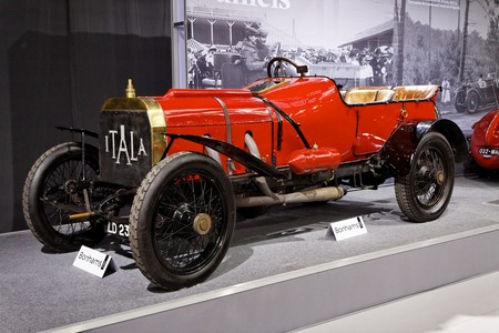 Bonhams The Paris Sale 2012 Itala 100 Hp Grand Prix 1908 004