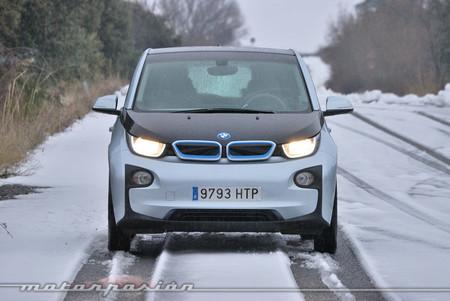 Prueba BMW i3