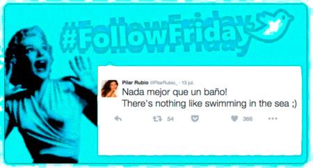 #FollowFriday de Poprosa: cuerpazos veraniegos, amores de Instagram y rollo happy