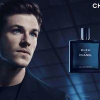 Gaspard Ulliel para Bleu de Chanel