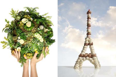 Las curiosas y sorprendentes fotografías culinarias de James Wojcik