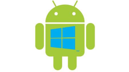 Android y Windows, vidas paralelas en distintas plataformas