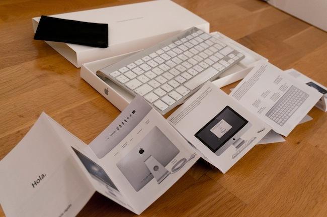 Análisis iMac 27 contenido