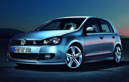 Volkswagen Golf VI Aero Kit