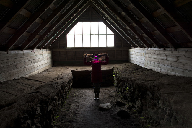 Liza Ambrossio vencedora del Nuevo Talento Fnac de Fotografía 2018 con su proyecto 'Naranja de Sangre'