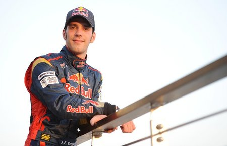 Red Bull quiere colocar a Jean-Eric Vergne en Team Lotus