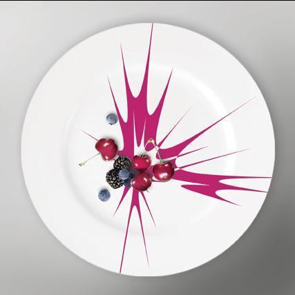 Zest Gourmet Plate