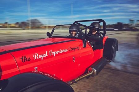 Regalos originales sobre coches The Royal Experience Company