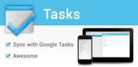 Tasks, un gestor de tareas sincronizado con Google Tasks y con interfaz Ice Cream Sandwich