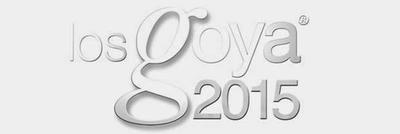 Lista de nominados de los 29º Premios Goya