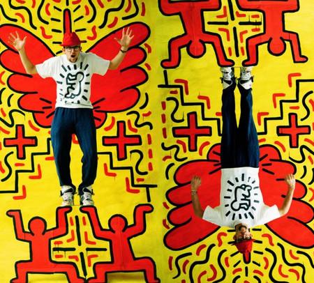 Keith Haring en París, primero en Colette y luego en el Museo de Arte Moderno