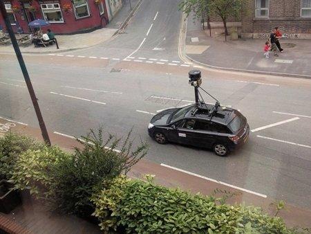 Protección de Datos vigila las evoluciones del servicio Street View