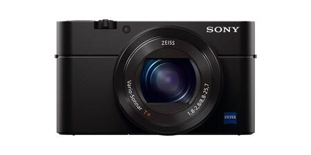 Sony Cyber Shot Dsc Rx100 Mk Iii
