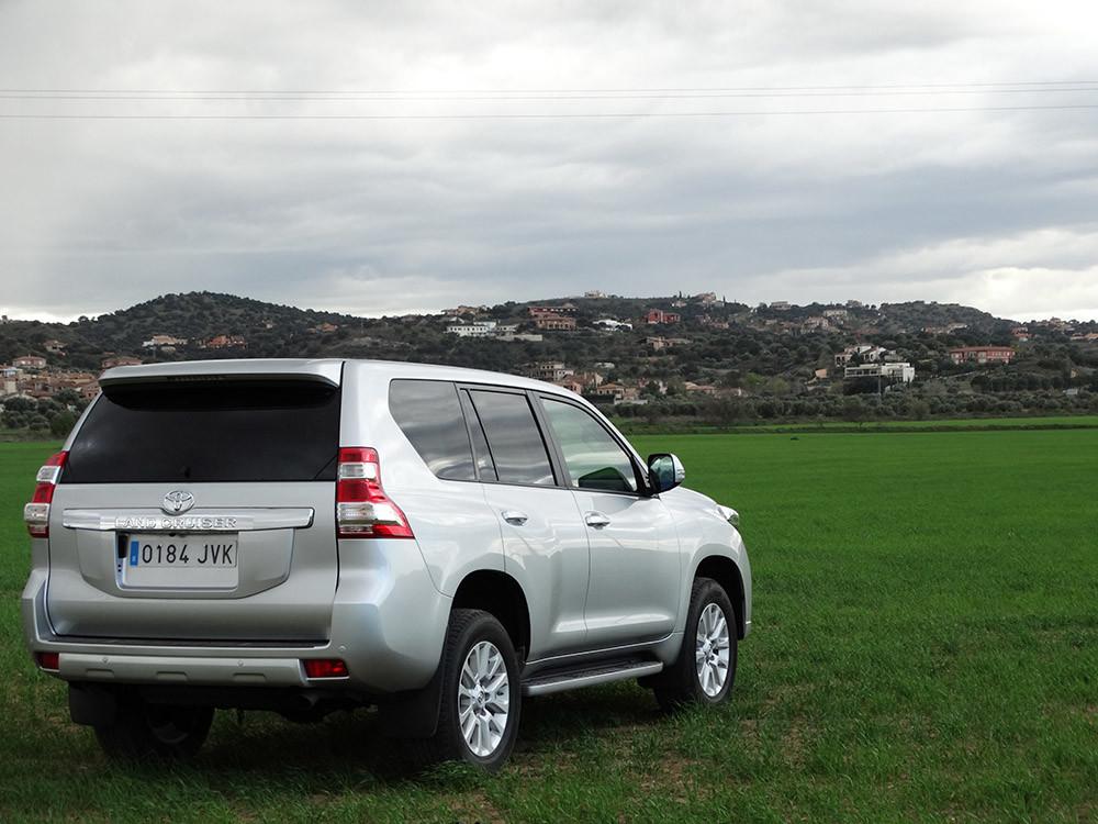 Foto de Probamos el Toyota Land Cruiser 180D, todas las imágenes del exterior (24/32)