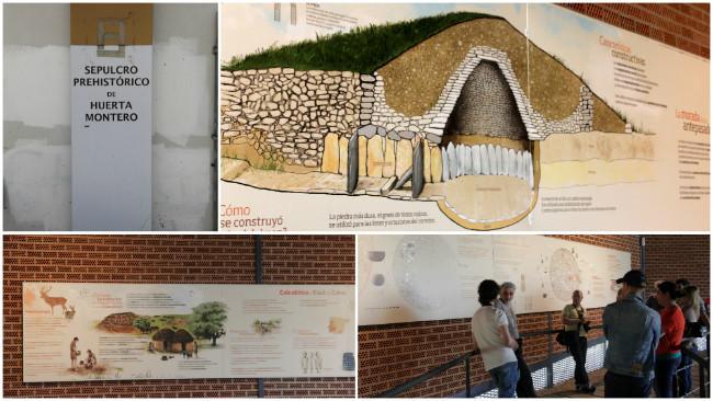 visita al sepulcro del calcol tico de huerta montero. Black Bedroom Furniture Sets. Home Design Ideas