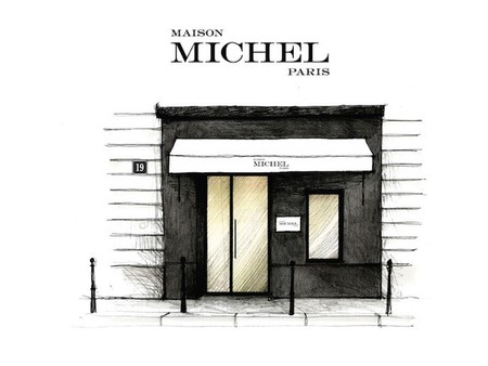 Maison Michel acaba de inaugurar su boutique efímera en París