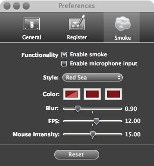 Disco 5 - Preferencias del humo