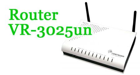 VR-3025un, un router VDSL2 con WiFi N hasta 300Mbps