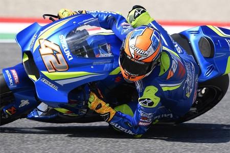Alex Rins Motogp Italia 2018