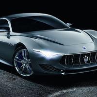 Las primeras unidades de preproducción del Maserati Alfieri híbrido enchufable, listas a mediados de  2020