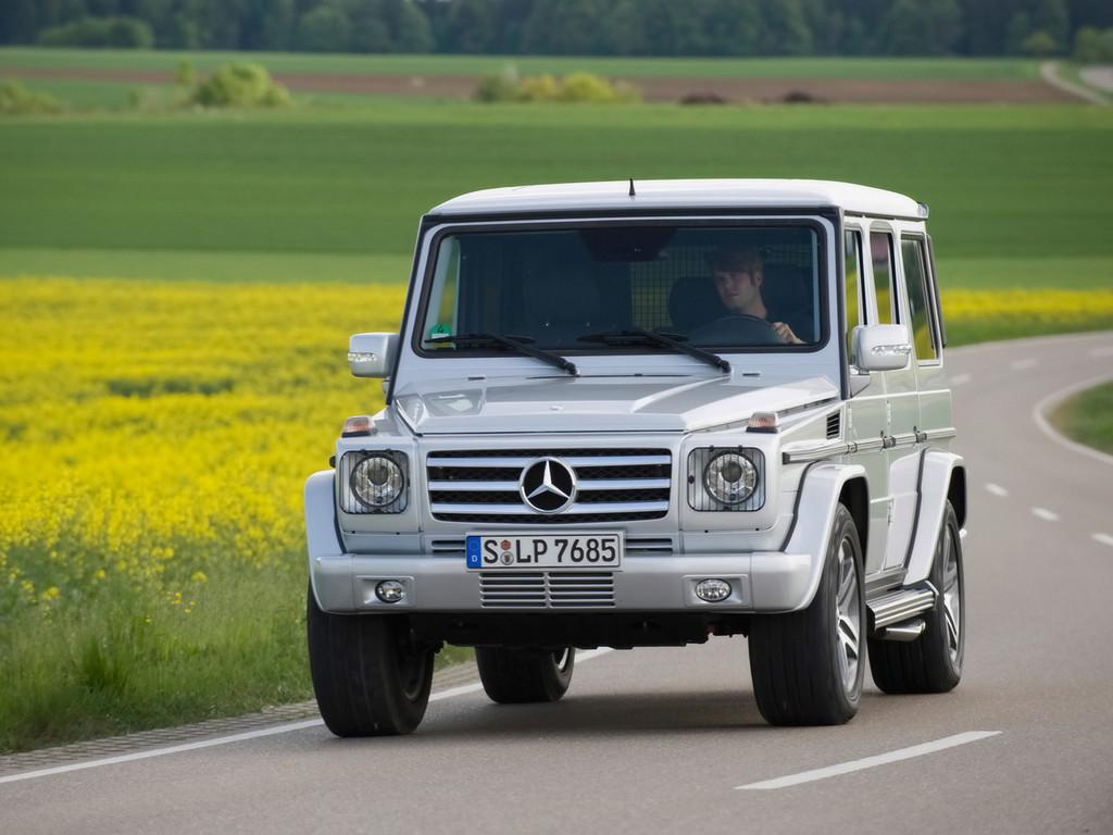 Foto de Mercedes-Benz G 55 AMG (6/7)