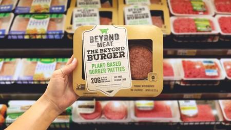 Las hamburguesas veganas sacian más (a los hombres) que las hamburguesas de carne