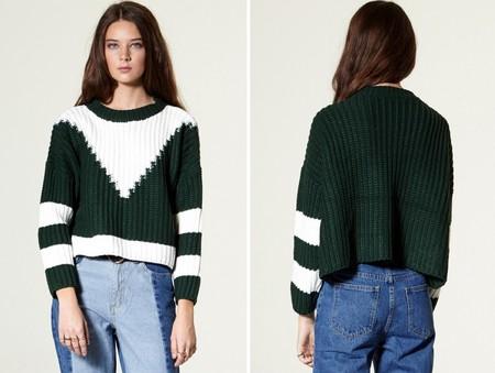 Storets Crop Knit