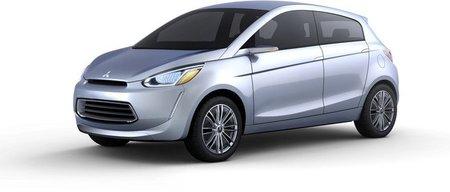 Mitsubishi presentará en Ginebra otro utilitario