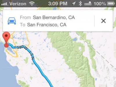 ¿Cómo calcula Google Maps el tiempo estimado de llegada a destino?