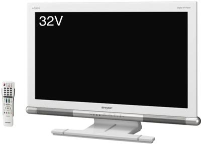 Sharp AQUOS, televisores pequeños con FullHD