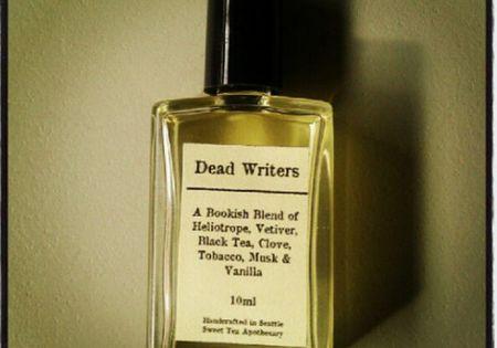 'Dead Writers', un perfume literario exquisito y decadente