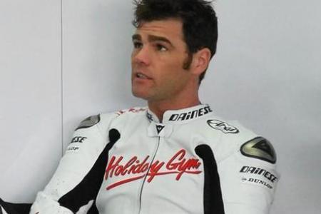 Fonsi Nieto quiere ir a por todas en Moto2. ¿Todavía tendrá algo de chispa?