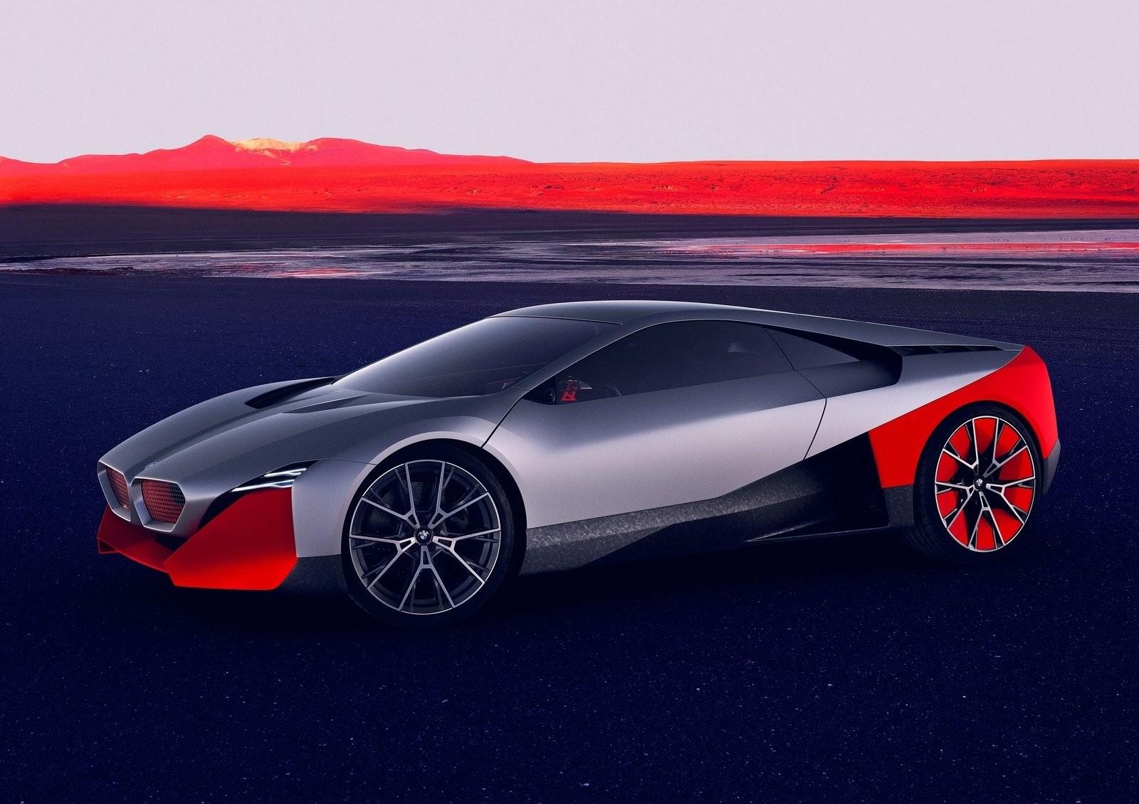 Foto de BMW Vision M Next Concept (3/25)