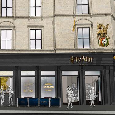 Harry Potter tendrá su propia tienda en Nueva York para hacer soñar a todos los fans de la saga