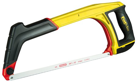 Por 24,40 euros tenemos la sierra para metal Stanley 0-20-108 FatMax en Amazon