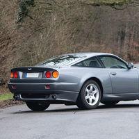Uno de los pocos Aston Martin Vantage V600 concebidos en los años 90 busca nuevo dueño por 270.000 euros