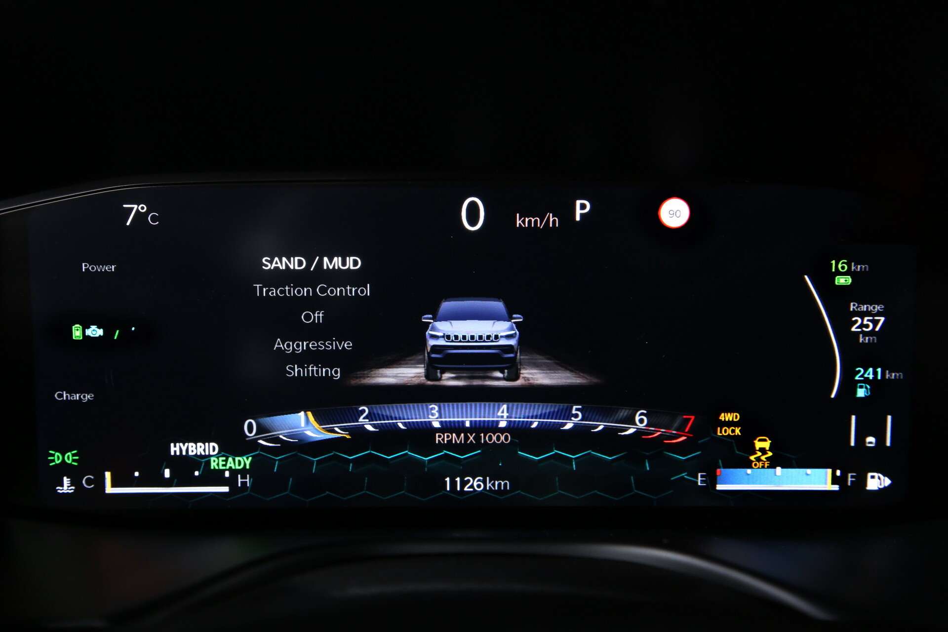 Foto de Jeep Compass 2022 (43/59)