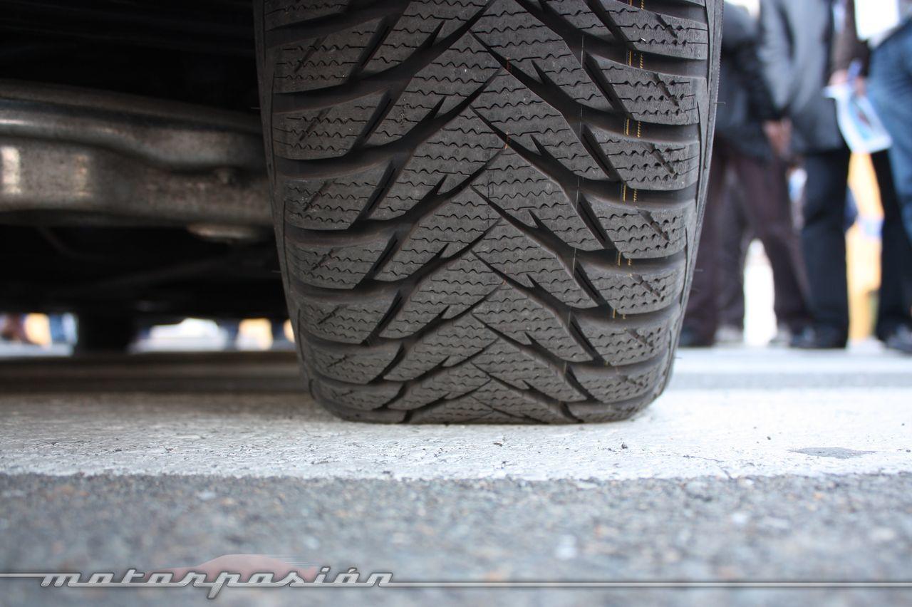 Foto de Goodyear Eagle F1: Audi TT RS, Audi A7 y Mercedes CLS (59/79)