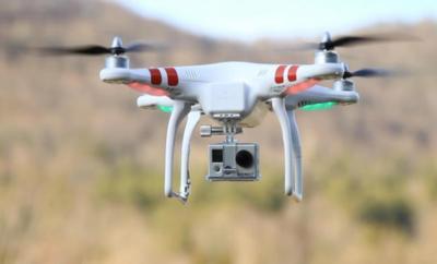 Snoopy, el dron que espía a los teléfonos móviles