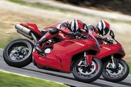 Ducati Riding Experience 2007
