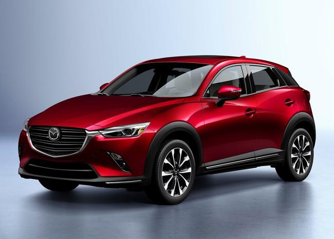 Mazda CX-3 2019: Precios, versiones y equipamiento en México