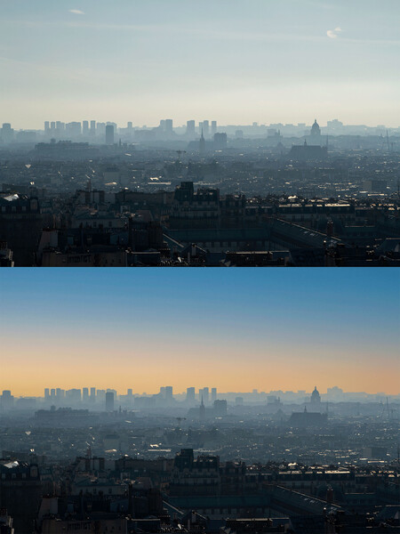 reemplazando el cielo con la herramienta de sky replacement en photoshop cc 2021