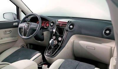 KIA ofrece el Multi-S, un coche con puerto USB