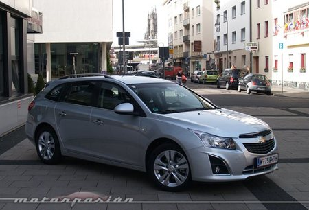 Chevrolet Cruze Station Wagon 04