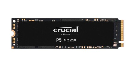 Crucial P5 Ct500p5ssd8