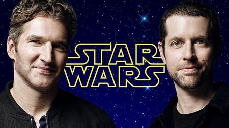 'Star Wars': los creadores de 'Juego de Tronos' abandonan la trilogía que tenían en marcha para centrarse en sus proyectos para Netflix